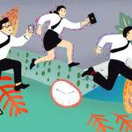 Bắt bệnh những khó khăn điển hình sinh viên thường gặp khi mới đi làm