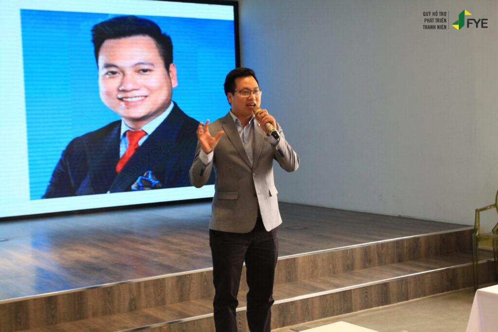 Trần Quang Hưng, Phó Bí thư Thành đoàn Hà Nội