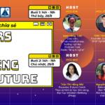 Chuỗi hội thảo hướng nghiệp trực tuyến AMSERS GEN Z SHAPING THE FUTURE