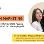 [FYE RADIO] 𝐏𝐨𝐝𝐜𝐚𝐬𝐭 𝟑2: Ngành Marketing